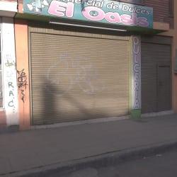 Comercial De Dulces El Oasis en Bogotá