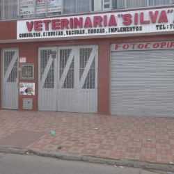 Veterinaria Silva en Bogotá