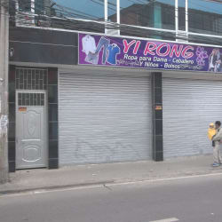 Yi Rong en Bogotá