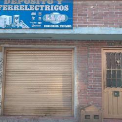 Depósito Ferrelectricos La 49 en Bogotá