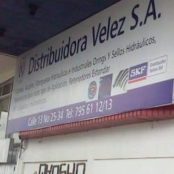Distribuidora Velez S.A en Bogotá