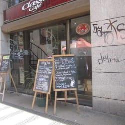 Classic Café en Santiago