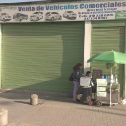 Autos Aritur en Bogotá