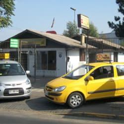 Escuela San Francisco. en Santiago