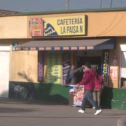 Cafetería La Paisa N en Bogotá