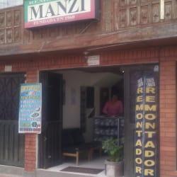 Remontadora Manzi Calle 14 en Bogotá