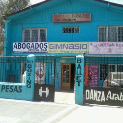 Gimnasio Cordillera Fitness - Puente Alto en Santiago
