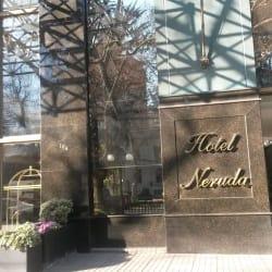 Hotel Neruda en Santiago