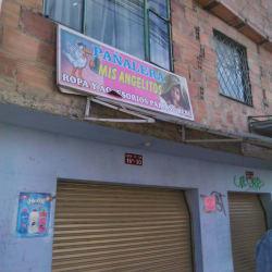 Pañalera Mis Angelitos Calle 30 en Bogotá