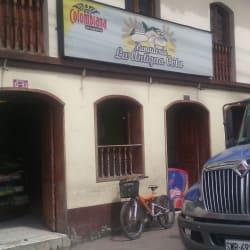 Panadería la Antigua Cota en Bogotá