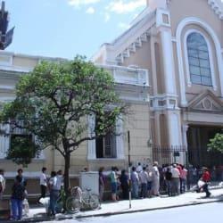 Parroquia Inmaculado Corazón De María en Santiago