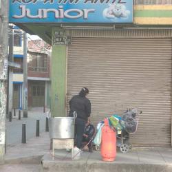 Pañalera Ropa Infantil Junior en Bogotá