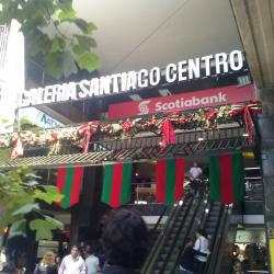 Galería Santiago Centro en Santiago