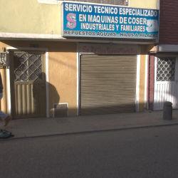 Servicio Técnico Especializado y Mantenimiento de Coser en Bogotá