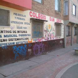 Colegio San Deyc en Bogotá