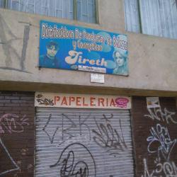 Distribuidora y Productos de Belleza Jireth en Bogotá