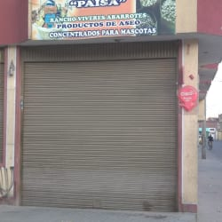 Granero El Paisa en Bogotá