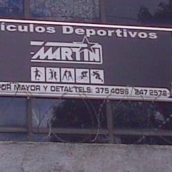 Artículos Deportivos Martín en Bogotá