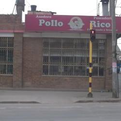 Asadero Pescadería Pollo Rico en Bogotá