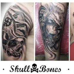 Skull N Bones Tatto en Bogotá