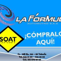 La Fórmula Automotriz en Bogotá