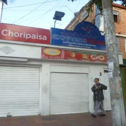 Express Pizza Carrera 69C con 7 en Bogotá