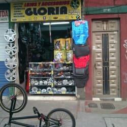 Lujos y Accesorios Gloria  en Bogotá