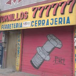 Tornillos 777777 en Bogotá