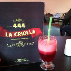 La Criola 4/44 Restaurante Cervecería  en Bogotá