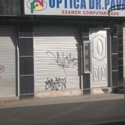 Óptica Dr Pava en Bogotá