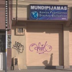 Mundipijamas en Bogotá