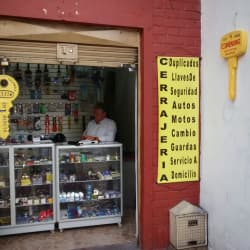 Cerrajería Tovar en Bogotá
