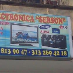 Electrónica Serson en Bogotá