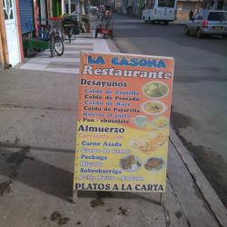 La Casona Restaurante en Bogotá