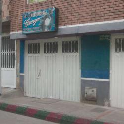 La Peluquería De George en Bogotá