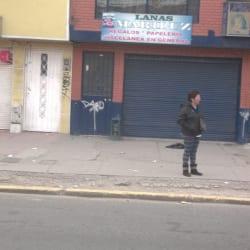 Lana Maryluz en Bogotá