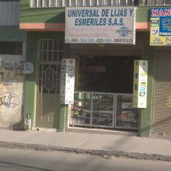Universal De Lijas Y Esmeriles S.A.S en Bogotá