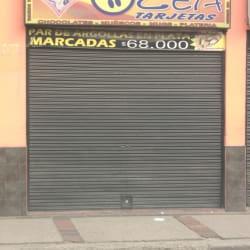 Zea Tarjetas en Bogotá