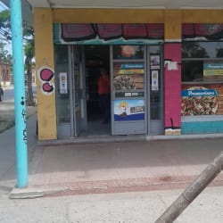 Pizzería Colón en Santiago