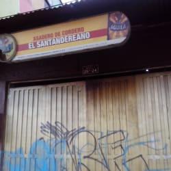 Asadero de Cordero El Santandereano en Bogotá
