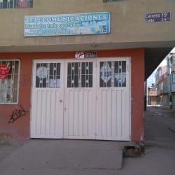 Telecomunicaciones Carrera 15F con 34 en Bogotá