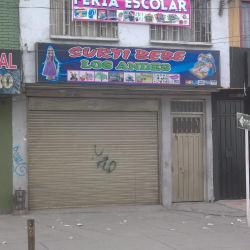 Surti Bebe Los Andes en Bogotá