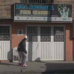 Ropa Americana Four Seasons en Bogotá