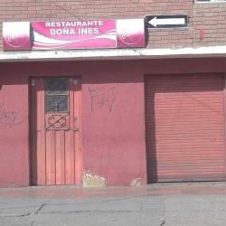 Restaurante Doña Ines en Bogotá