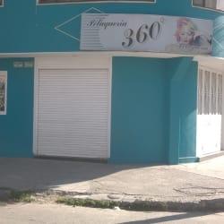 Peluquería 360 ° en Bogotá