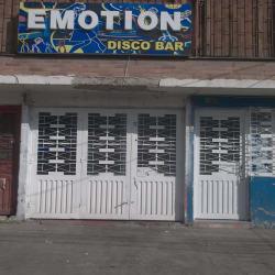 Emotion Disco Bar en Bogotá