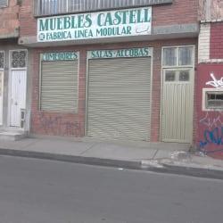Muebles Castell en Bogotá