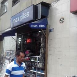 Max Pilas en Bogotá