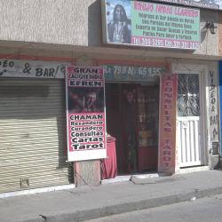 Brujo Indio Llanero en Bogotá
