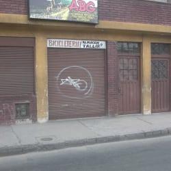 Fábrica Y Almacén De Bicicletas ABG en Bogotá